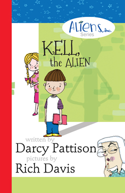 Kell, the Alien: The Aliens, Inc. Series, Book 1