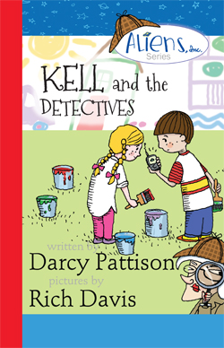 Kell and the Detectives: The Aliens, Inc. Series, Book 4