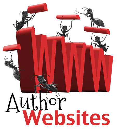 Author Website Content: Home Page