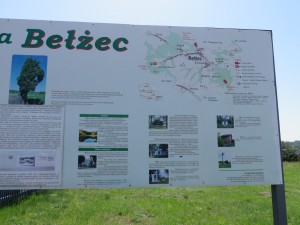 Belzec Death Camp Memorial