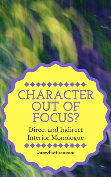 Character Thoughts: Direct and Indirect Interior Monologues