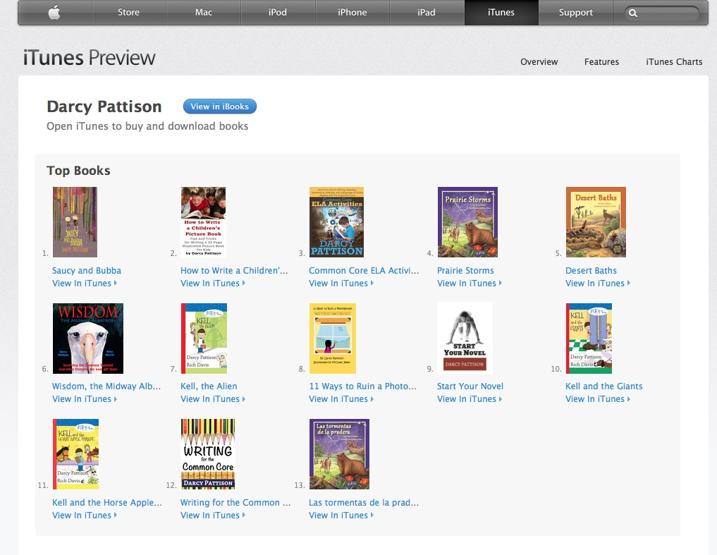 1.6 Million Reasons Why Your Books Should Be in the iBook Store