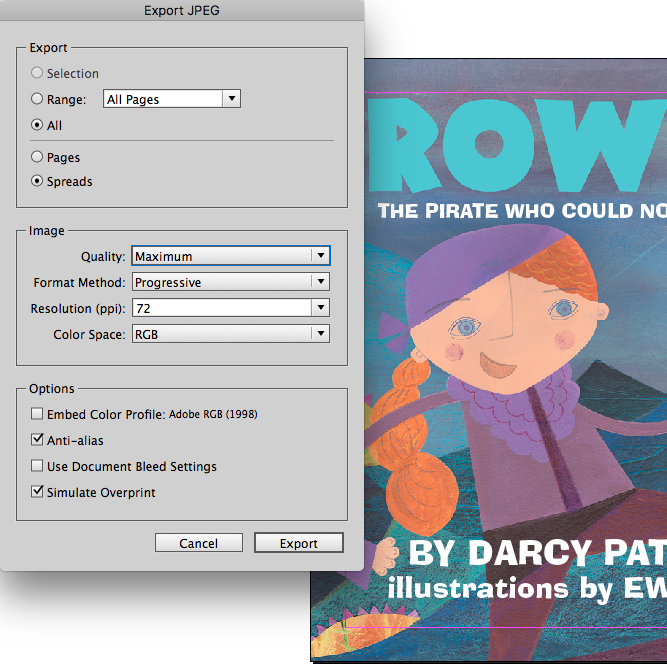 How to Format Picture Books for Kindle and ePub3 | Fiction Notes