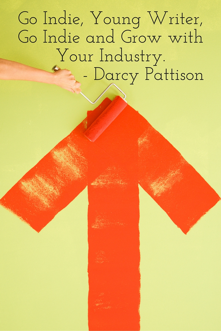 Go Indie Young Writer: Advice to Teenagers Just Starting Their Careers | Fiction Notes by Darcy Pattison