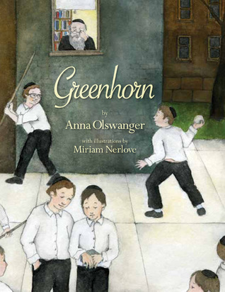 Greenhorn , middle grade novel by Anna Olswanger. | DarcyPattison.com