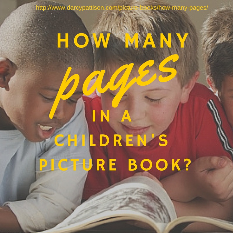How Many Pages in a Children's Picture Book? Printing Methods Determine the Answer