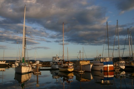 Port Townsend, WA. My husband took this photo when we were in the Seattle area a couple years ago for a sailing trip. Photographs are great research tools. Copyright 2008, Dwight Pattison.