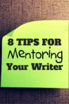 Mentor a Writer: Lessons from Biking