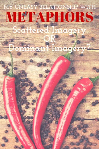Should you use dominant or scattered imagery? Tips and ideas for imagery.