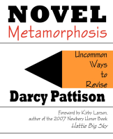 Novel Metamorphosis: Uncommon Ways to Revise