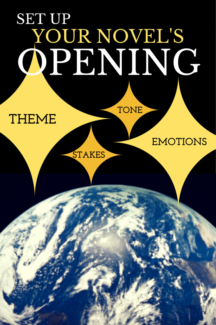 Find Your Novel Opening: Quickly, Efficiently–and with MORE Creativity