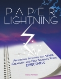 Paper Lightning by Darcy Pattison, prewriting activities
