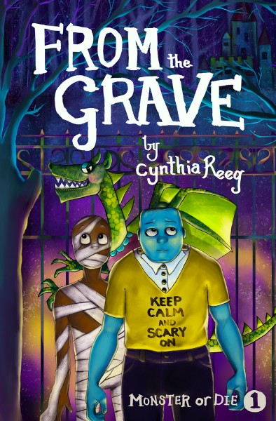 From the Grave by Cynthia Reeg | DarcyPattison.com