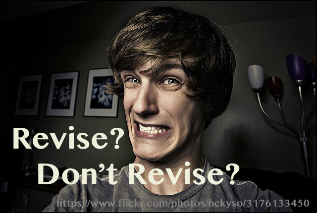 Author v. Them: When to Revise for Critiquers