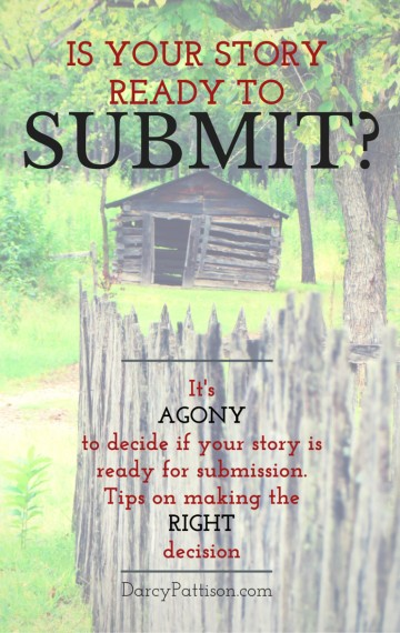 Is Your Manuscript Ready to Submit? The Agony of Deciding