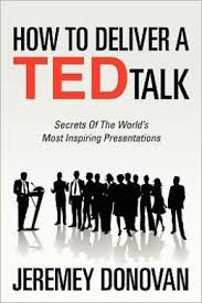 Authors as Speakers: Inspiration from TED
