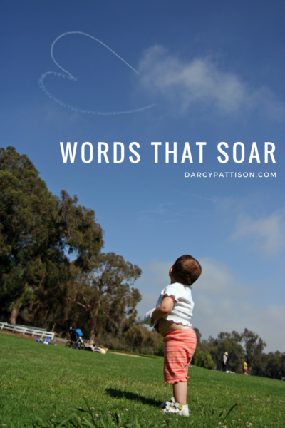 Choosing Words that Soar for Your Picture Book | DarcyPattison.com