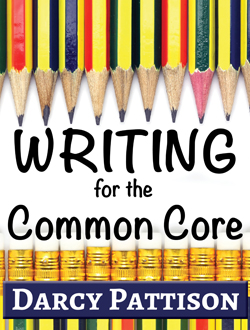 Writing for the Common Core - Teacher resources for teaching writing with the CCSS in mind,; prewriting is especially emphasized for narrative, opinion and informative essays.
