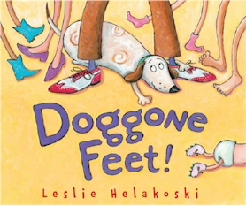 DOGGONE FEET! Making a Book Trailer