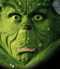 Top 5 Writing Tips the Grinch Stole