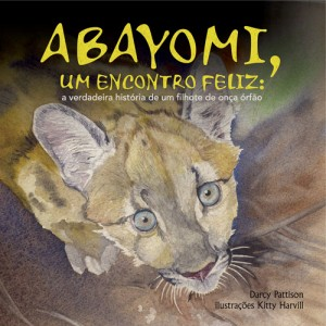 Brazilian/Portuguese version of Abayomi. Released in Brazil Summer 2015. | Fiction Notes by Darcy Pattison