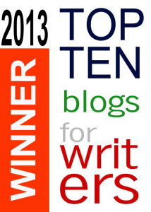 Fiction Notes is named a Top Writing Blog of 2013