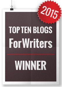 WritetoDone.com has named the 2015 Top 10 Blogs for Writers.