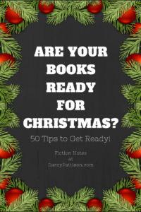 Book Marketing for the Holidays! | DarcyPattison.com